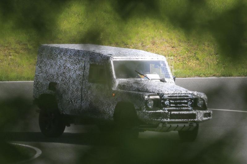 Ineos Automotive Grenadier