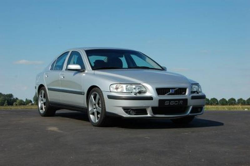 Volvo S60 R 2003 Review Autoweeknl