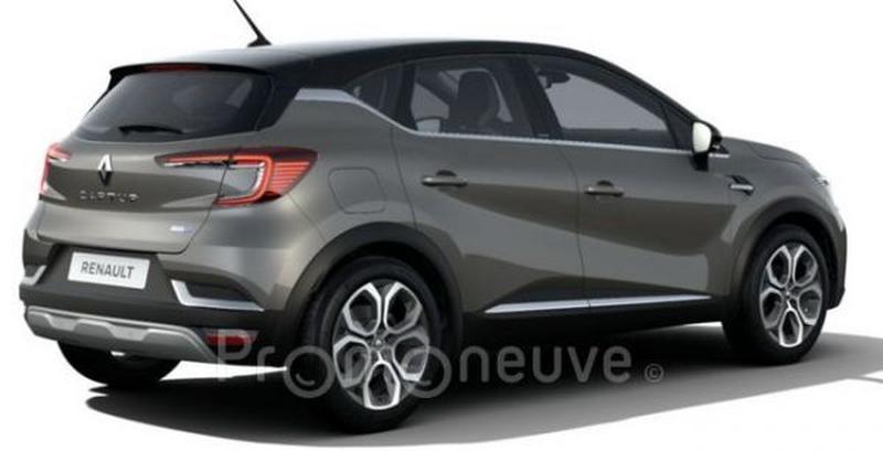 Renault Captur Plug-in Hybrid 160 Intens (2020)