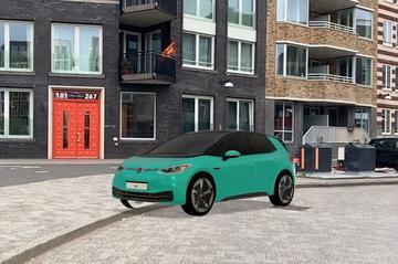 Volkswagen parkeert ID.3 bij iedereen voor de deur