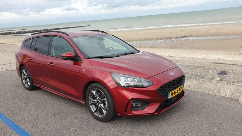 Ford Focus Wagon 1.5 EcoBoost 150pk Active Business (2019) #3