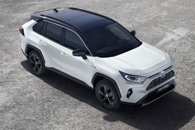Toyota RAV4 EU