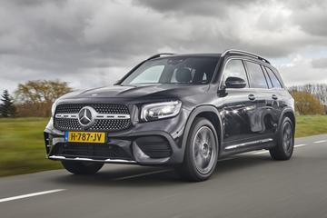 Test: Mercedes-Benz GLB