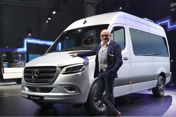 Interview: Mercedes-Benz Sprinter-ontwerper