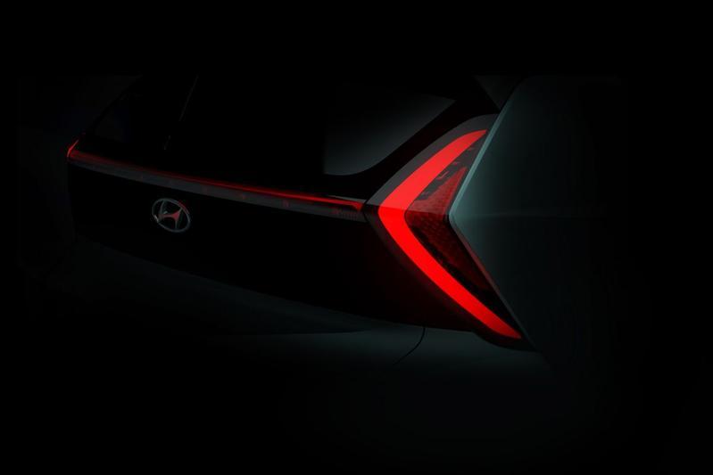 Hyundai Bayon teaser