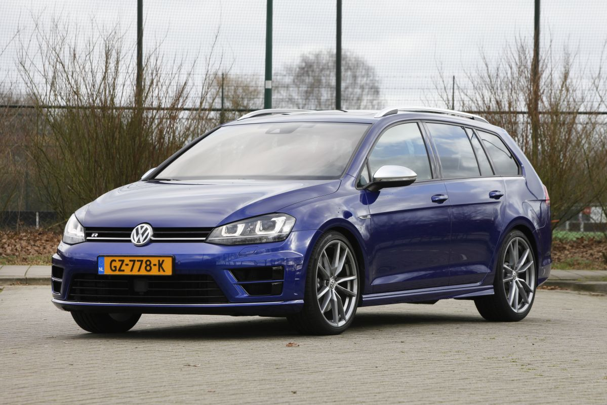 volkswagen golf r variant 2 0 tsi 4motion r 2016. Black Bedroom Furniture Sets. Home Design Ideas