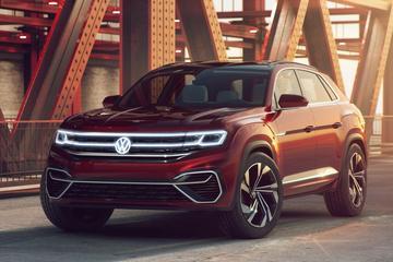 Volkswagen presenteert Atlas Sportcross Concept