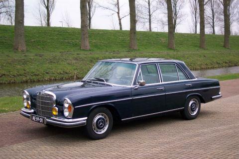 mercedes 40 jaar oud Mercedes Benz S klasse W108 (1970)   AutoWeek.nl mercedes 40 jaar oud