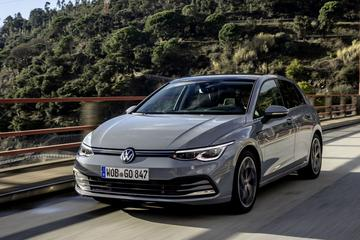 Volkswagen Golf nu ook met 110 pk sterke 1.0 TSI