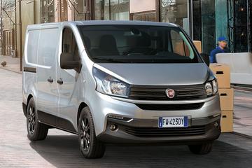 Fiat Talento nu ook met DCT-automaat