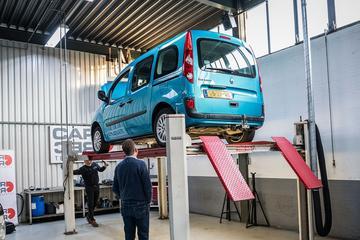 Renault Kangoo 1.6 16V - 2008 - 310.605 km - Klokje Rond