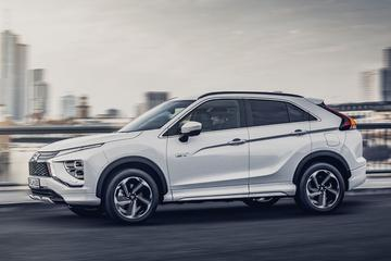 Mitsubishi Eclipse Cross Plug-in Hybrid voor Europa