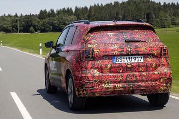 Gereden: Volkswagen T-Cross