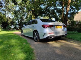 Mercedes-Benz A 180 d Launch Edition (2019)