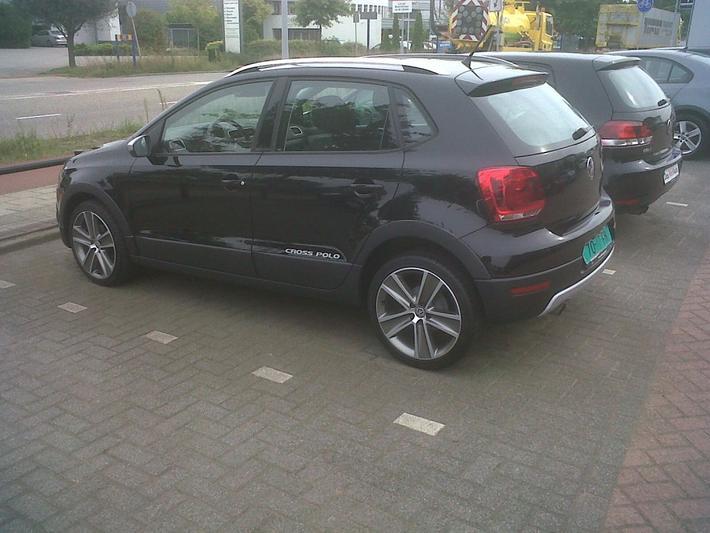 Volkswagen CrossPolo 1.4 (2012)