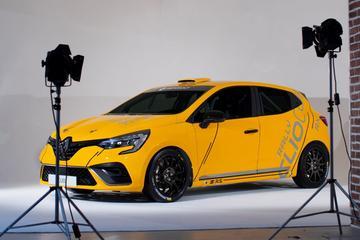Renault Clio is klaar voor het circuit