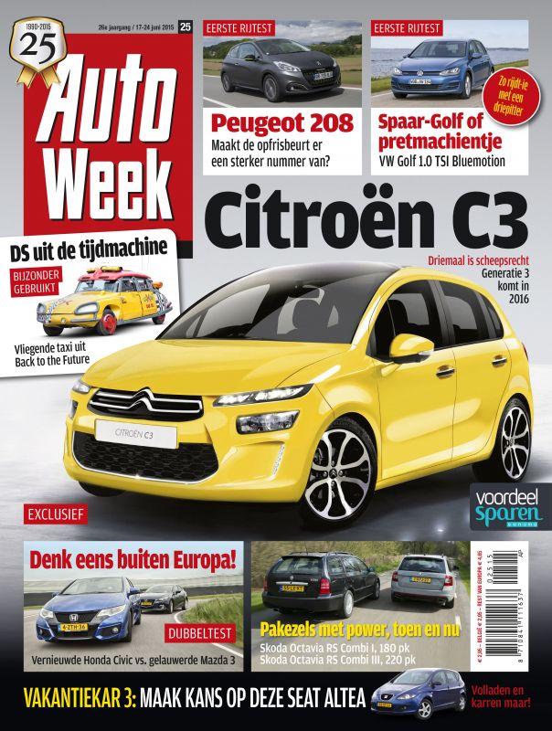 AutoWeek 25 2015