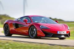 McLaren 540C - Rij-impressie