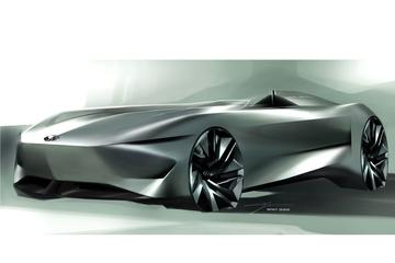 Pebble Beach-Infiniti heet Prototype 10