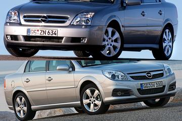 Facelift Friday: Opel Vectra (C)