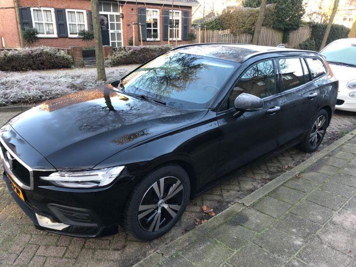 Volvo V60 B3 Momentum Advantage (2021)