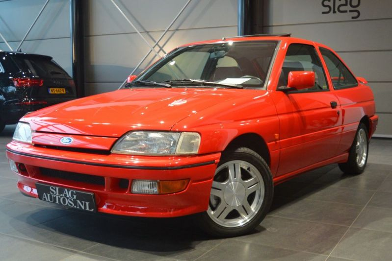 Ford Escort S2000 occasion