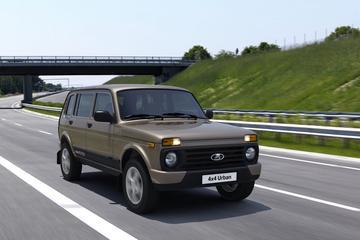 Verlengde Lada 4x4 ook in Duitsland leverbaar