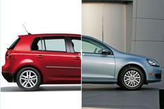 Facelift Friday: Volkswagen Golf 5/6