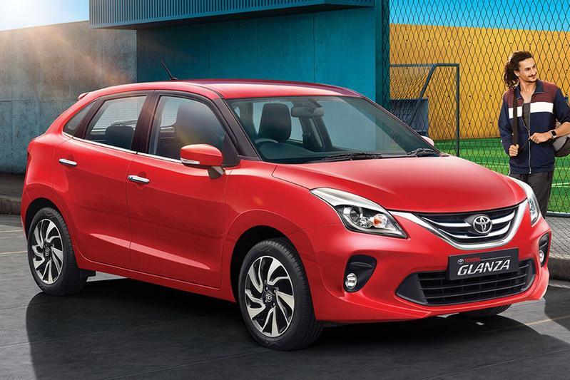 De Tweeling: Suzuki Baleno - Toyota Glanza
