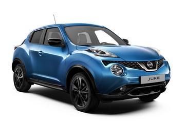 Kleine facelift voor Nissan Juke