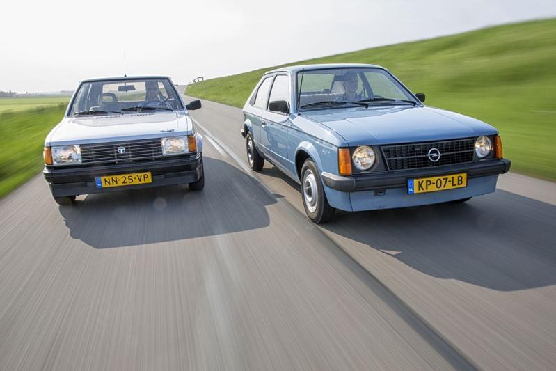 Talbot Horizon vs Opel Kadett - Classics Dubbeltest