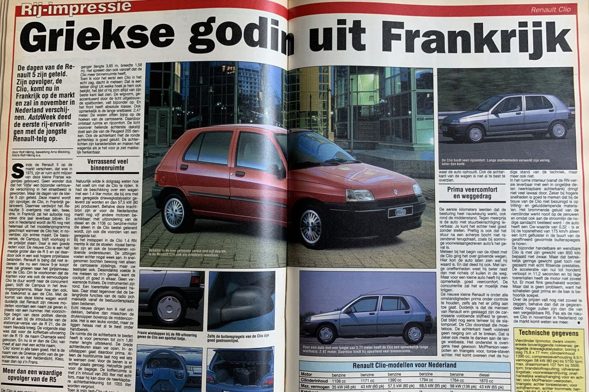 AutoWeek 22 1990
