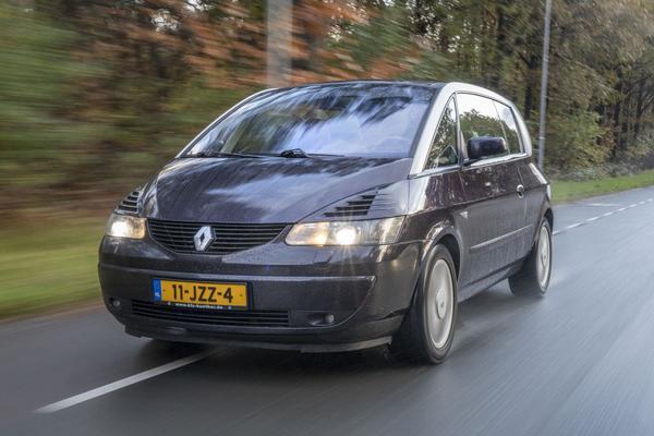 Renault Avantime 2.2 dCi – 2003 – 405.524 km - Klokje Rond