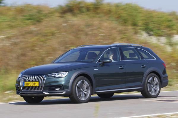 'Illegale software op 127.000 Audi's aangetroffen'