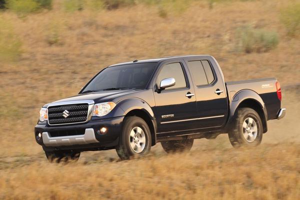 De Tweeling: Nissan Navara – Suzuki Equator