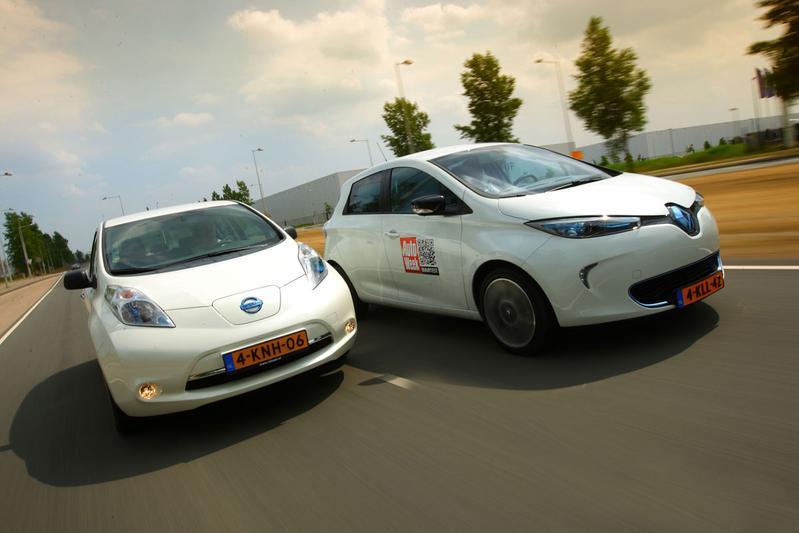 Renault-Nissan en Dongfeng gaan samenwerken