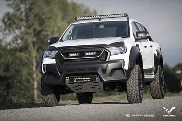 M-Sport pakt Ford Ranger aan