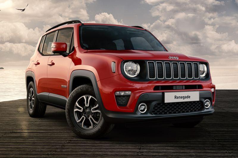 Jeep Renegade Back to Basics