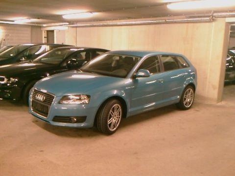Audi a3 sportback 1 8 tfsi attraction business ed 2008 for Dimensioni audi a3 sportback 2008
