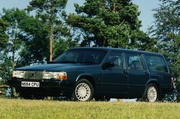 Volvo 940 Estate Polar 2.3 Nordic (1998)