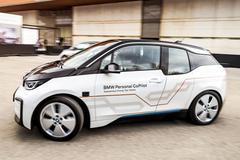 BMW demonstreert autonome i3