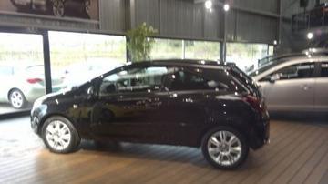 Opel Corsa 1.2 ecoFLEX Bi-Fuel Color Edition (2012)