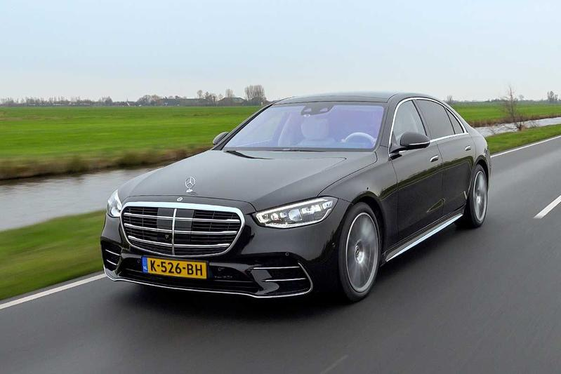 Test: Mercedes-Benz S-Klasse