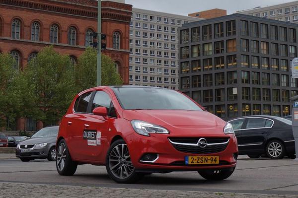 Opel herziet leveringsgamma Corsa
