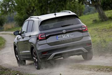 Volkswagen T-Cross komt als 150 pk sterke 1.5 TSI