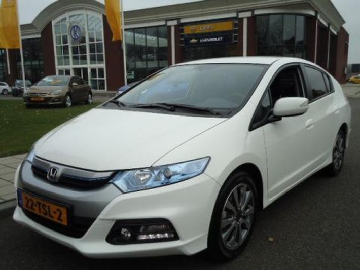 Honda Insight 1.3 i-VTEC Exclusive (2012)