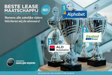 Beste Private leasemaatschappij 2021