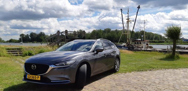 Mazda 6 SportBreak SkyActiv-G 2.0 165 Luxury (2019)
