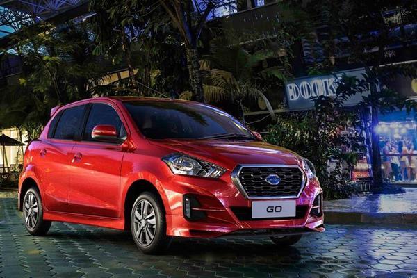 Facelift voor Datsun Go en Go+