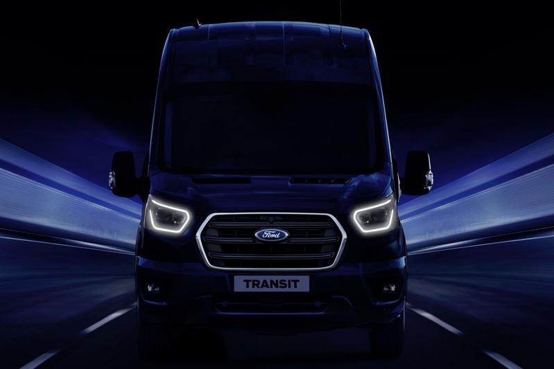 Nieuwe Ford Transit wordt Mild Hybrid